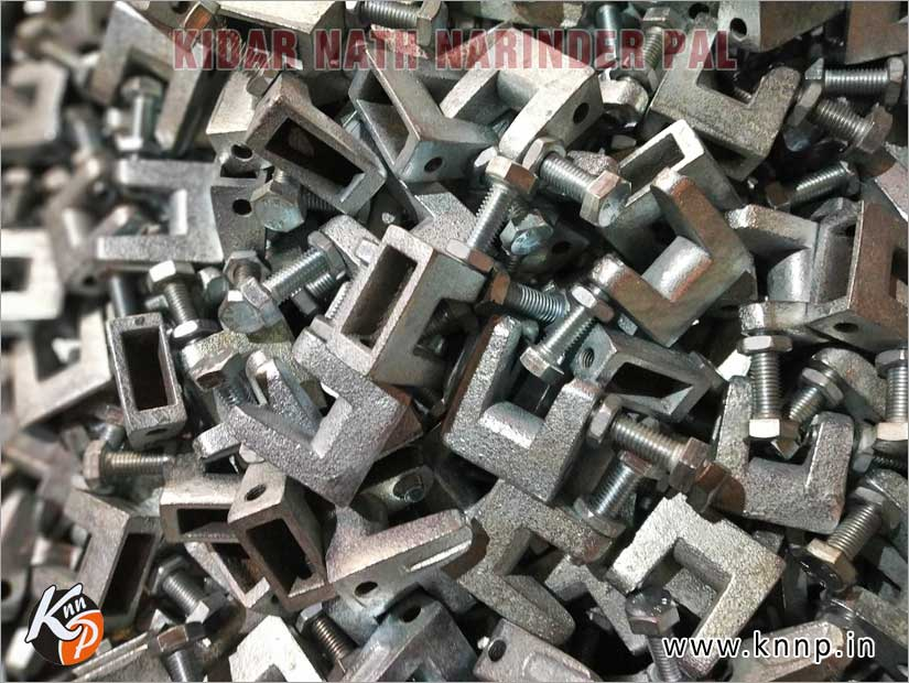 Beam Clamps Casting Beam Clamp  manufacturers exporters india ludhiana