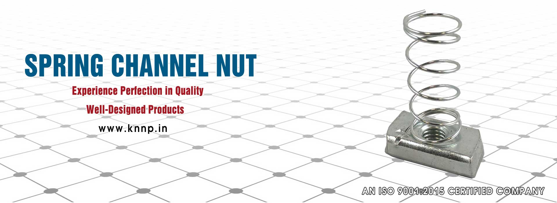 spring channel nut manufacturers suppliers in india punjab ludhiana