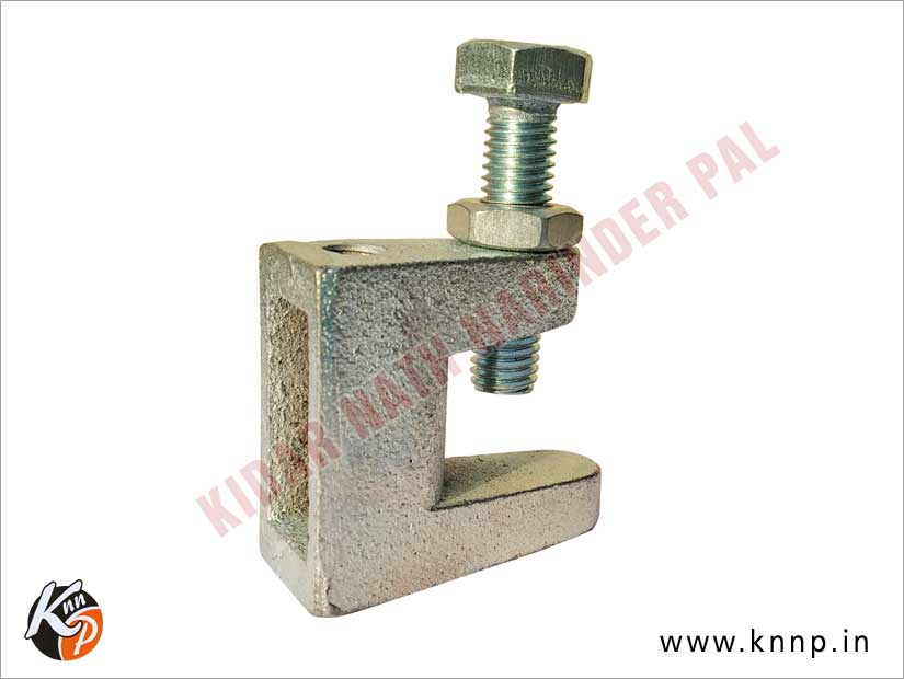 Channel Beam Clamps manufacturers suppliers India Punjab Ludhiana