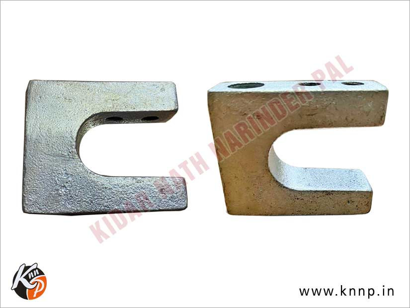 Galvanized Casting Beam Clamp manufacturers suppliers India Punjab Ludhiana