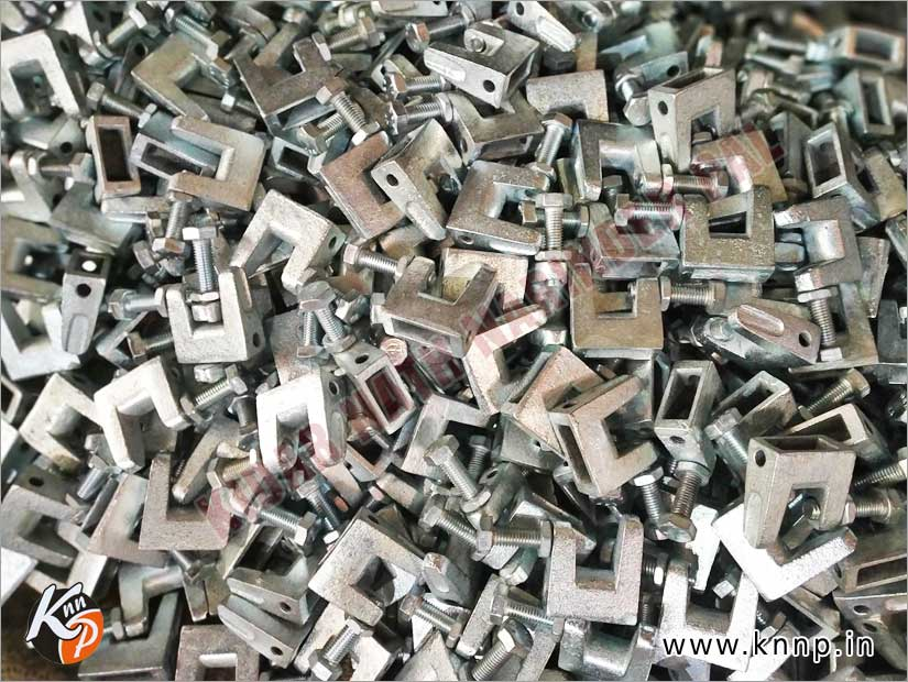 Malleable Iron Top Beam Clamp manufacturers suppliers India Punjab Ludhiana